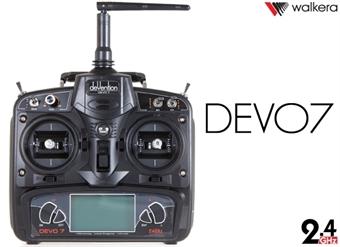 Picture of Devo 7 Transmitter Walkera Devention