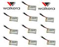 Picture of x10 COMBO 3.7v 240mAh 25c Lipo Battery Walkera (Mini-CP-Z-17)
