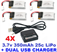Picture of 3.7v 350mAh 25c Battery & Charger Combo