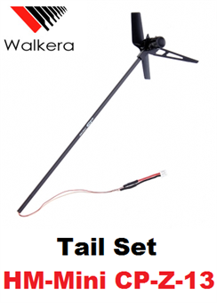 Picture of Walkera Mini CP Tail Set HM-Mini CP-Z-13