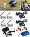 Picture of FPV QR LadyBird V2 RTF w/ Devo F7 Transmitter/Receiver UFO QuadCopter Combo