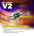 Picture of Walkera QR Ladybird V2 w/ Devo 4 Transmitter Quadcopter