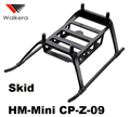 Picture of Walkera Mini CP Skid HM-Mini CP-Z-09