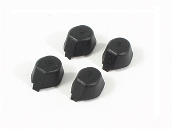 Picture of Hubsan X4 H107-A29 Rubber Feet (LED)(FPV)