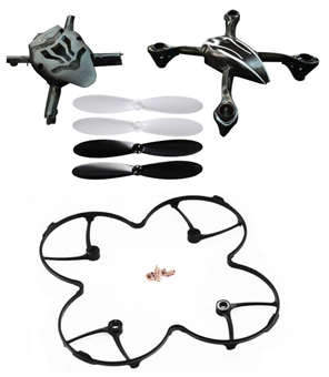 Picture of Hubsan X4 H107 Combo #9