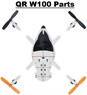 Picture for category Walkera QR W100 Parts