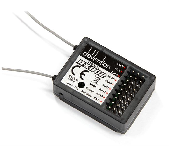 All new walkera devention 7 (or we call it devo 7) 24ghz digital transmitter