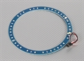 Picture of LED Ring 145mm Red w/10 Selectable Modes