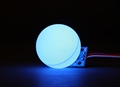 Picture of LED PCB Strobe Blue 3.3~6.0V with Ball Diffuser