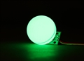 Picture of LED PCB Strobe Green 3.3~6.0V with Ball Diffuser (Ping Pong Ball)