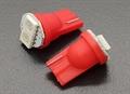 Picture of Red LED Corn Light 12V 0.4W (2 LED) - (2pcs)