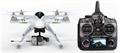 Picture of Walkera QR X350 PRO FPV RTF Drone w/ G-2D Gimbal - iLook 5.8GHz Camera & Devo F7 LCD Transmitter