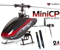 Picture of Mini CP Walkera 3D Helicopter BNF with Spare Propeller Main Blades