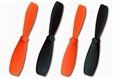 Picture of Hubsan X4 H107 Propeller Blades Main Rotors Set Quadcopter Replacement Parts