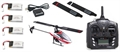 Picture of Walkera Super CP 3G 3D 6CH Helicopter Devo 7E TX RTF Upgraded Batteries