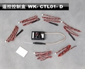 Picture of Walkera UFO-MX400-Z-27 WK-CTL01-D Telemetry Module Sensor Part