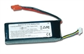 Picture of Walkera QR MX400 Battery 11.1v 2200mAh 25c 3S Li-Po # HM-F450-Z-48