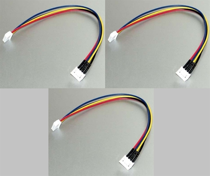 Battery Cable Extensions With Terminals : Quantity of dji phantom jst xh s balance wire