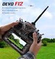 Picture of Walkera Devo F12 FPV TX / RX real time image monitor w/ touch screen LCD