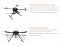 Picture of Walkera QR X800 GPS Quadcopter Drone BNF with- G-2D Gimbal - Case - No Camera
