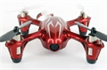 Picture of Hubsan X4 H107C Camera Quadcopter BNF ONLY (Red with Silver stripes)
