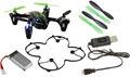 Picture of Hubsan X4 H107C Camera Quadcopter BNF with Extras (black with green stripes)