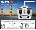 Picture of Walkera QR X400 Devo 10 Transmitter Controller Remote Control