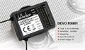 Picture of Walkera QR X350 PRO RX801 RC 8CH RX Receiver for Devention Devo TX 2.4Ghz