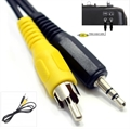 Picture of Walkera QR X350 PRO CVBS Composite Video RCA Wire Cable for Goggles/TV Screen