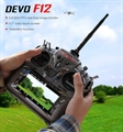 Picture of Walkera Mini CP Devo F12 Transmitter / FPV RX Real Time Image Monitor Touch Screen