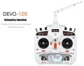 Picture of Walkera Geni Cp Devo 12E Radio Transmitter and FPV Receiver 12CH Telemetry Capable