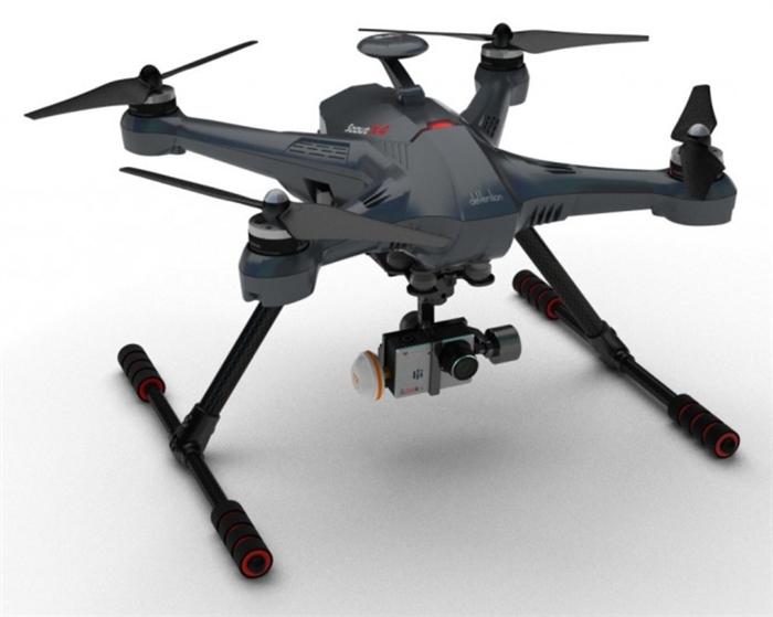 quadcopter camera drone - photo #1