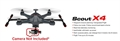 Picture of Walkera Scout X4 GPS FPV GoPro Quadcopter Drone w/ Devo F12E Radio - NO Camera