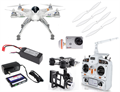 Picture of Walkera QR X350 PRO RTF w/ iLook+ FPV Camera TX - G-2D Gimbal & Devo 10 Radio Transmitter