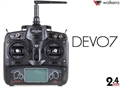 Picture of Walkera QR Ladybird V1 6-Axis Devo 7 Transmitter Controller Remote Control