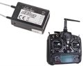 Picture of Walkera QR Ladybird V1 6-Axis Devo 7 Transmitter Controller Remote Control & RX702 Receiver