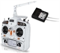 Picture of Walkera QR Ladybird V1 6-Axis Devo 10 Transmitter & DEVO RX1002 Receiver Combo
