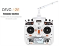 Picture of Walkera QR Ladybird V1 6-Axis Devo 12E Radio Transmitter and FPV Receiver 12CH Telemetry Capable