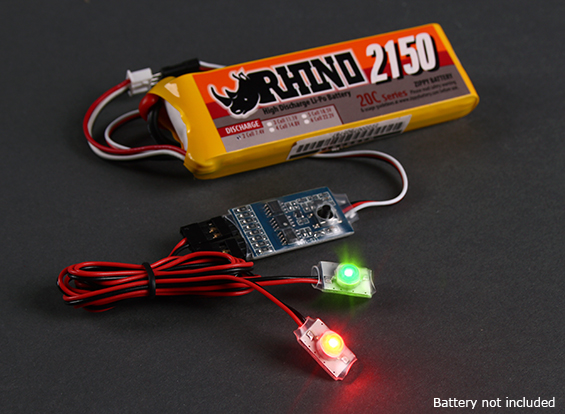 ... Picture of TURNIGY Super Bright LED Lights Low Voltage Alarm Device for RC Aircraft & www.HobbyFlip.com - Drones and Helicopter Parts - TURNIGY Super ... azcodes.com