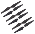 Picture of Walkera Scout X4 Black Propeller Blades Scout X4-Z-01 Self Tightening Props (6X)