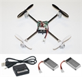Picture of Walkera V2 BNF Mini Quadcopter White & Black 32MPH Binds to Walkera Devo 2.4Ghz Easy to Fly, Upgrade, Repair! Flips & Rolls (No Canopy) 5 Channels