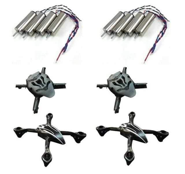 www.HobbyFlip.com - Drones and Helicopter Parts - 3D Flying FY8012 8 ...