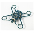 Picture of Elf Tiny Ufo Quadcopter Nano RX Receiver Board / Frame Flips LEDs