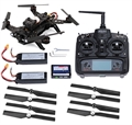 Picture of Walkera Runner 250 Racing Quadcopter FPV Drone RTF3 Combo Extra Battery and Propellers