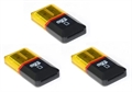 Picture of 3 x Quantity of Microsoft Lumia 735 Micro SD Card Reader Up to 32GB