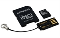 Picture of GoPro Hero 4 Session Kingston Digital Multi-Kit/Mobility Kit 8 GB Flash Memory Card with Reader MBLY10G2/8GB