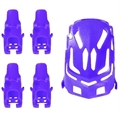 Picture of Elf Tiny Ufo Quadcopter Nano Body Shell H111-01 Purple Quadcopter Frame w/ Motor supports