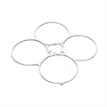 Picture of Elf Tiny Ufo Quadcopter Nano Quadcopter Protection Cover Guard Propeller Protector Trainer White H111-10