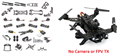 Picture of Walkera Runner 250 DIY BNF Quadcopter Combo Build it Yourself Quad